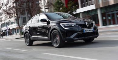 Nieuwe Renault Arkana
