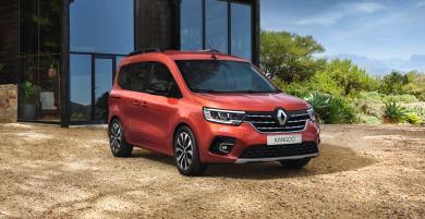 Nouveau Renault Kangoo