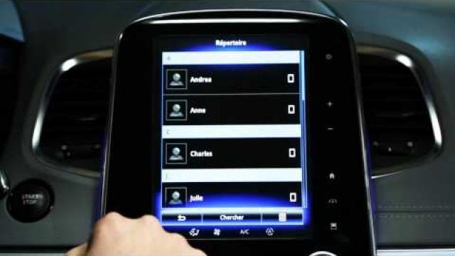 Comment mettre à jour votre répertoire téléphonique dans R-Link 2?