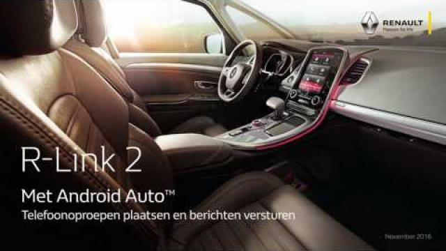 R-LINK 2 MET ANDROID AUTO TM