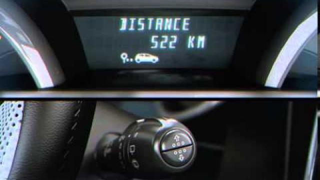 CLIO : Ordinateur de bord