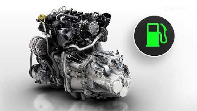 DE 1.3 TCE 130-MOTOR MET HANDGESCHAKELDE VERSNELLINGSBAK