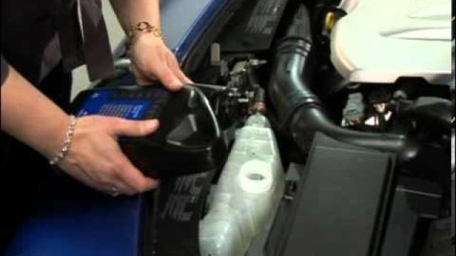 CLIO : Niveau liquide de refroidissement